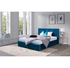 Łóżko ADRIANO tapicerowane...