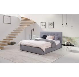 Łóżko ALBERT tapicerowane...