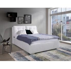 Łóżko ANDREW tapicerowane...