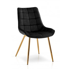 Krzesło KAIR czarne noga...