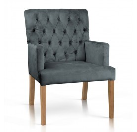 Krzesło ZARZA Szare BL14...