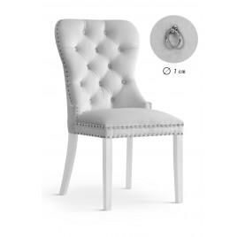 Krzesło OTELLO I Srebrne...