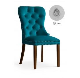 Krzesło OTELLO Turkusowe...